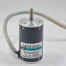 2000RPM Permanent Magnet Motor Generator Brushless DC12V Variable Speed