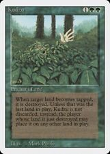 Kudzu Revised NM Green Rare Reserved List MAGIC THE GATHERING CARD ABUGames