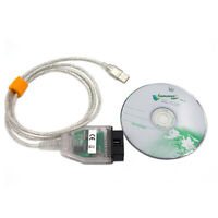 Interface Usb Obd2 pour Bmw-Inpa / Ediabas-K + Dcan Allows Câble Complet De I5X3