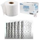 DELUXE 96 ROLLS Boardwalk 2Ply Toilet Paper 400 Sheets BULK VALUE Bath Tissue