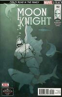 MOON KNIGHT #192 LEGACY MARVEL COMICS COVER A 1ST PRINT