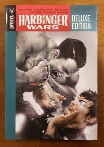 Harbinger Wars: Deluxe Edition Valiant Comics HC Hardcover GN Graphic Novel OOP