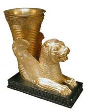 Persian Rhyton Lion Cup statue By Made 4 Museum