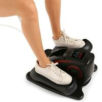Ancheer 45W Electric Elliptical Pedal Trainer Exerciser Bike Protable W/ 5 Speed