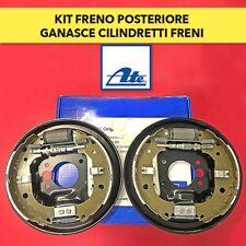 KIT FRENO POSTERIORE A TAMBURO FIAT 500 2007> PANDA 169 03> GANASCE CILINDRETTI