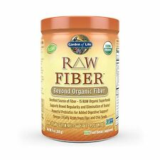 Garden of Life Raw Organic Superfood Fiber for Constipation Rel... Free Shipping