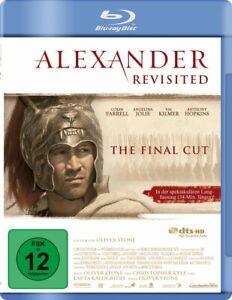 Alexander - Revisited/The Final Cut [Blu-ray/NEU/OVP] Oliver Stones Monumentalbi