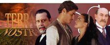 """(CONTATTARMI PRIMA!)""""Terra Nostra"""" (25 DVD)(CANALE RAI PREMIUM)"""