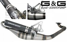 Exhaust Tecnigas Trek Minarelli Horizontal Aerox Nitro