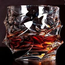 High Quality Crystal Whiskey Glass Cups Creative Scotch Glasses Drinkware