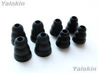 8pcs (M-SLB) Triple Flange Replacement Eartips for Westone UM PRO 20 Earphones