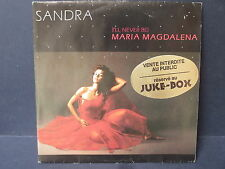 SANDRA Maria magdalena STICKER JUKE BOX 90227