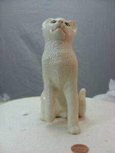 Lenox white cat-Eye to Eye-missing butterfly