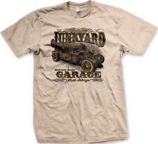 Genuine Junkyard Garage Rust Never Sleeps Classic Car Auto Salvage Men's T-Shirt