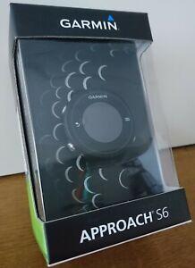 Garmin Approach S6 GPS Golfuhr mit Farb Display, wenig gebraucht/ neuwertig