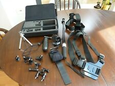 Goji GAGOPRO15 GoPro Accessory Kit Black