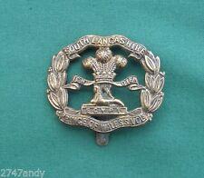 WW1 South Lancashire Regiment 100% Genuine Economy Issue British Army Cap Badge