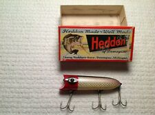"""New listing Excellent - Heddon """"Lucky 13"""" Fishing Lure In Box"""