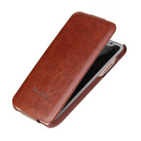For Apple iPhone 7 8 X XR XS Max Luxury Leather Case Slim Vertical Flip Cover