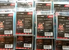 Protections Cartes Pokemon, Magic, yu gi oh   SLEEVES ULTRA PRO  x100  NEUF