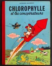 EO Chlorophylle 2 Chlorophylle et les conspirateurs (Macherot) (TBE)