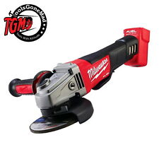 """MILWAUKEE M18CAG125XPD-0 125MM 5"""" FUEL BRUSHLESS ANGLE GRINDER NOT IMPORTED"""