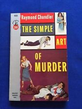 THE SIMPLE ART OF MURDER - FIRST POCKET BOOKS PAPERBACK BY RAYMOND CHANDLER