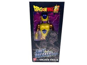 Dragon Ball Z Action Figure Limit Breaker Golden Frieza 12 Inch Series 1 NEW