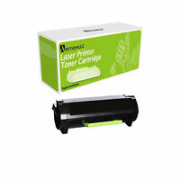 50F1H00 MS310 HY Remanufactured Toner Made in USA For Lexmark MS310dn MS312dn