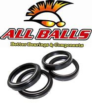 Suzuki DRZ400 SM Front Fork Oil Seal & Dust Seals Kit, By AllBalls Racing
