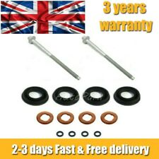 FOR FORD TRANSIT MK7 2.2 TDCi  DIESEL INJECTOR SEAL KIT INJECTOR CLAMP BOLTS UK