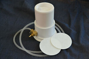 """2"""" FLUID BED FOR POWDER PAINTING JIGS AND FISHING LURES - MADE IN USA"""