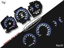 LETRONIX Plasma Tacho Tachoscheiben EL-Dash Honda Civic 92-95 220 9000 #
