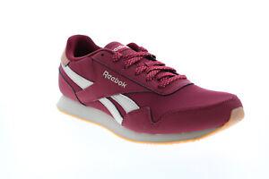 Reebok Royal Classic Jogger 3 EG9410 Mens Burgundy Athletic Running Shoes