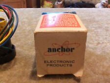 Vintage NOS Anchor Picture Tube Britener E C 63 PARALLEL