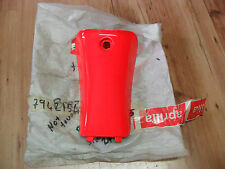 NEW APRILIA RALLY AIR 1995-2004 TUNNEL COVER, RED, UNDER SEAT LID DOOR AP8231842