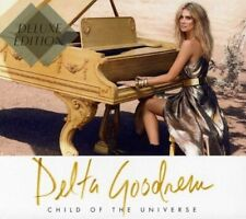 DELTA GOODREM - CHILD OF THE UNIVERSE 2 CD 26 TRACKS POP INTERNATIONAL NEU
