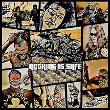 "ABUSE ""Nothing is Safe"" death metal grind CD"