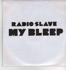 (AD335) Radio Slave, My Bleep - DJ CD