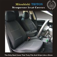 MITSUBISHI TRITON ML/MN GL/GLX PREMIUM FRONT WATERPROOF CAR SEAT COVERS