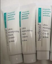 NeoStrata Ultra Moisturizing Face Cream Pha10 Set of 12 Samples 0.35oz 10g