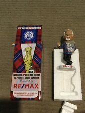 NIB Don Cherry REMAX Bobblehead WHL SGA Promo Kidney Foundation