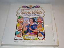 Walt Disney's Deluxe Edition (LaserDisc): Snow White And The Seven Dwarfs