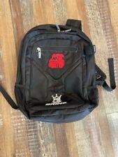Brine Lacrosse Back pack, with Mad Dog logo