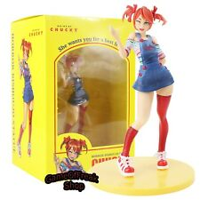 Figura Chucky Girl 19 cm Figure With Box Figurine Child's Play