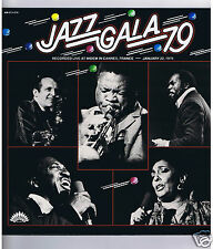 2 LPs JAZZ GALA MIDEM 1979 C.BOLLING T.JONES CARMEN McRAE C.ANDERSON J.WILLIAMS
