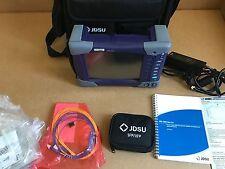 JDSU T-BERD 6000A EM MSAM C1004 10Gig WAN LAN Ethernet Tester 6000 w/Accessories