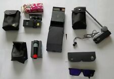 Spy Tech Bundle w/Periscope, Rearview Glasses, Hidden Camera, Intruder Alert...