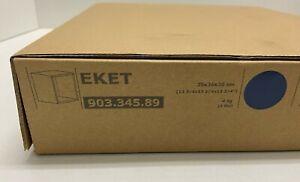 """Ikea EKET Cabinet, dark blue 13 3/4x13 3/4x13 3/4 """" - NEW"""