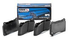 HAWK HPS REAR BRAKE PADS FOR 1999-2000 HONDA CIVIC SI COUPE 1.6L DOHC VTEC B16